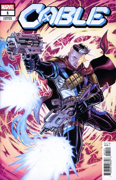 Cover for Cable (Marvel, 2020 series) #1