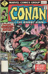 Cover for Conan the Barbarian (Marvel, 1970 series) #91 [Whitman]