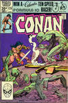 Cover for Conan the Barbarian (Marvel, 1970 series) #128 [British]