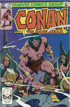 Cover for Conan the Barbarian (Marvel, 1970 series) #124 [British]