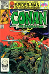 Cover for Conan the Barbarian (Marvel, 1970 series) #129 [British]