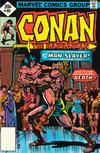 Cover Thumbnail for Conan the Barbarian (1970 series) #80 [Whitman]