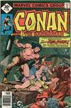 Cover Thumbnail for Conan the Barbarian (1970 series) #78 [Whitman]
