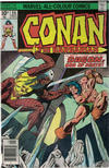 Cover for Conan the Barbarian (Marvel, 1970 series) #66 [British]