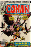 Cover for Conan the Barbarian (Marvel, 1970 series) #75 [British]