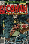 Cover for Conan the Barbarian (Marvel, 1970 series) #77 [British]