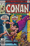 Cover for Conan the Barbarian (Marvel, 1970 series) #76 [British]
