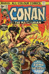 Cover for Conan the Barbarian (Marvel, 1970 series) #59 [British]