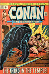 Cover for Conan the Barbarian (Marvel, 1970 series) #18 [British]