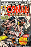 Cover for Conan the Barbarian (Marvel, 1970 series) #58 [British]