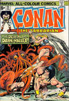 Cover for Conan the Barbarian (Marvel, 1970 series) #45 [British]