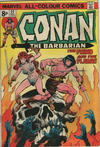 Cover for Conan the Barbarian (Marvel, 1970 series) #44 [British]