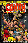 Cover for Conan the Barbarian (Marvel, 1970 series) #12 [British]