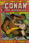 Cover for Conan the Barbarian (Marvel, 1970 series) #11 [British]