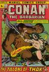 Cover Thumbnail for Conan the Barbarian (1970 series) #11 [British]