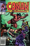 Cover for Conan the Barbarian (Marvel, 1970 series) #177 [Canadian]