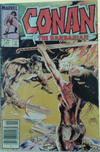 Cover for Conan the Barbarian (Marvel, 1970 series) #164 [Canadian]