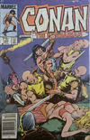 Cover for Conan the Barbarian (Marvel, 1970 series) #165 [Canadian]