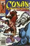 Cover for Conan the Barbarian (Marvel, 1970 series) #258 [Australian]