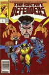 Cover for The Secret Defenders (Marvel, 1993 series) #1 [Australian]