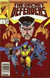 Cover Thumbnail for The Secret Defenders (1993 series) #1 [Australian]