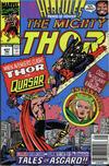 Cover Thumbnail for Thor (1966 series) #437 [Australian]