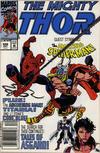 Cover for Thor (Marvel, 1966 series) #448 [Australian]