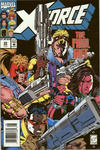 Cover Thumbnail for X-Force (1991 series) #22 [Australian]