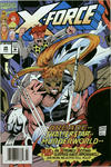 Cover Thumbnail for X-Force (1991 series) #29 [Australian]