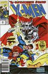 Cover for X-Men (Marvel, 1991 series) #15 [Australian]