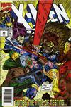 Cover Thumbnail for X-Men (1991 series) #23 [Australian]