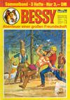 Cover for Bessy Sammelband (Bastei Verlag, 1966 ? series) #[74]