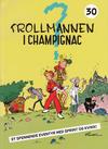 Cover Thumbnail for Sprint (1998 series) #30 - Trollmannen i Champignac [2020 bokhandelutgave]