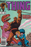 Cover for The Thing (Marvel, 1983 series) #31 [Canadian]