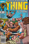 Cover for The Thing (Marvel, 1983 series) #26 [Canadian]