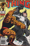 Cover for The Thing (Marvel, 1983 series) #24 [Canadian]