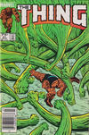 Cover for The Thing (Marvel, 1983 series) #21 [Canadian]