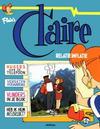 Cover for Claire (Divo, 1990 series) #4 - Relatie inflatie [Eerste druk (1992)]