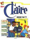 Cover for Claire (Divo, 1990 series) #5 - Bekend van tv [Eerste druk (1993)]