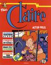 Cover for Claire (Divo, 1990 series) #8 - Altijd prijs