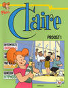 Cover for Claire (Divo, 1990 series) #10 - Proost!