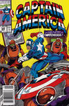 Cover Thumbnail for Captain America (1968 series) #385 [Mark Jewelers]