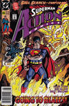 Cover Thumbnail for Action Comics (1938 series) #656 [Newsstand]