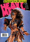 Cover Thumbnail for Heavy Metal Magazine (1977 series) #v9#4 [Newstand]