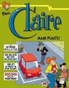 Cover for Claire (Divo, 1990 series) #29 - Maak plaats!