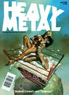 Cover Thumbnail for Heavy Metal Magazine (1977 series) #v9#1 [Newstand]