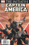 Cover Thumbnail for Captain America (2005 series) #30 [Newsstand]