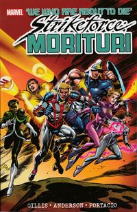 Cover Thumbnail for Strikeforce: Morituri (Marvel, 2012 series) #1