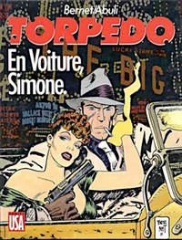 Cover Thumbnail for Torpedo (Comics USA, 1987 series) #5 - En voiture Simone