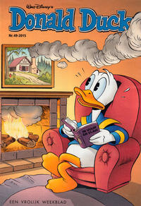 Cover Thumbnail for Donald Duck (Sanoma Uitgevers, 2002 series) #49/2015
